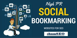 I will do 30 social bookmarking for high da pa sites,