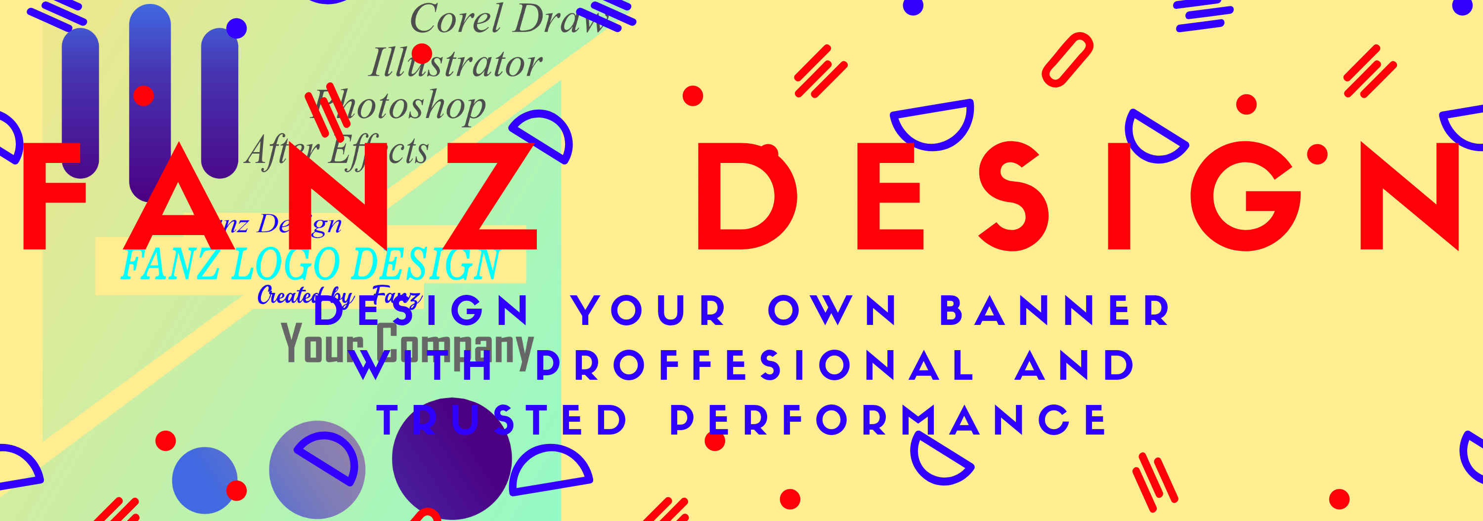 I Will Do Proffesional Banner Or Social Media Cover Design