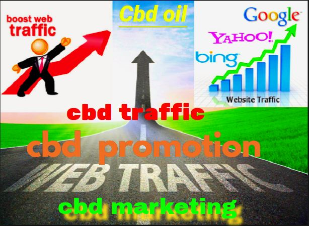 I will blast campaign to cbd user to drive cbd traffic to your cbd site