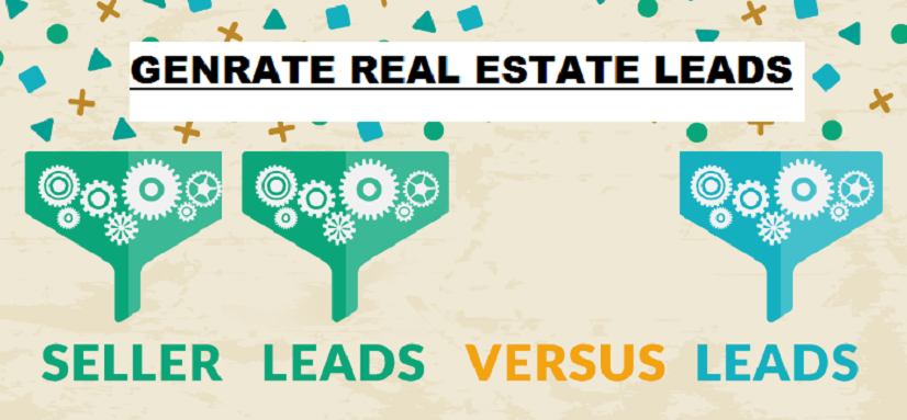 I will generate real estate leads for any type of leads