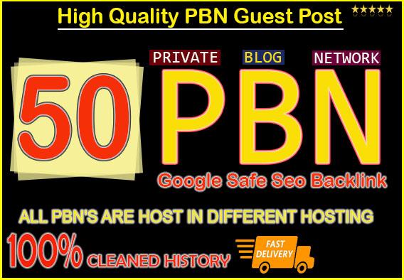 50 PBN HomePage Do-Folow DA 20+ Parmanent Post
