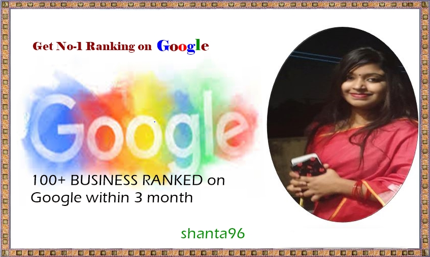 I will rank your website on google first page for two Page