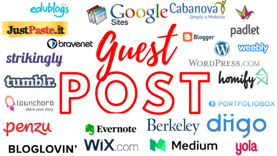 Best Offer - Write and Publish Guest Post on 10 High Authority Websites DA 89+