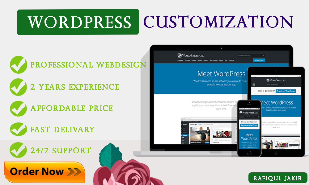 build a ecommerce website for your Business