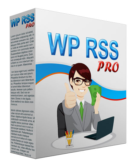 RSS Pro WordPress Plugin Professional