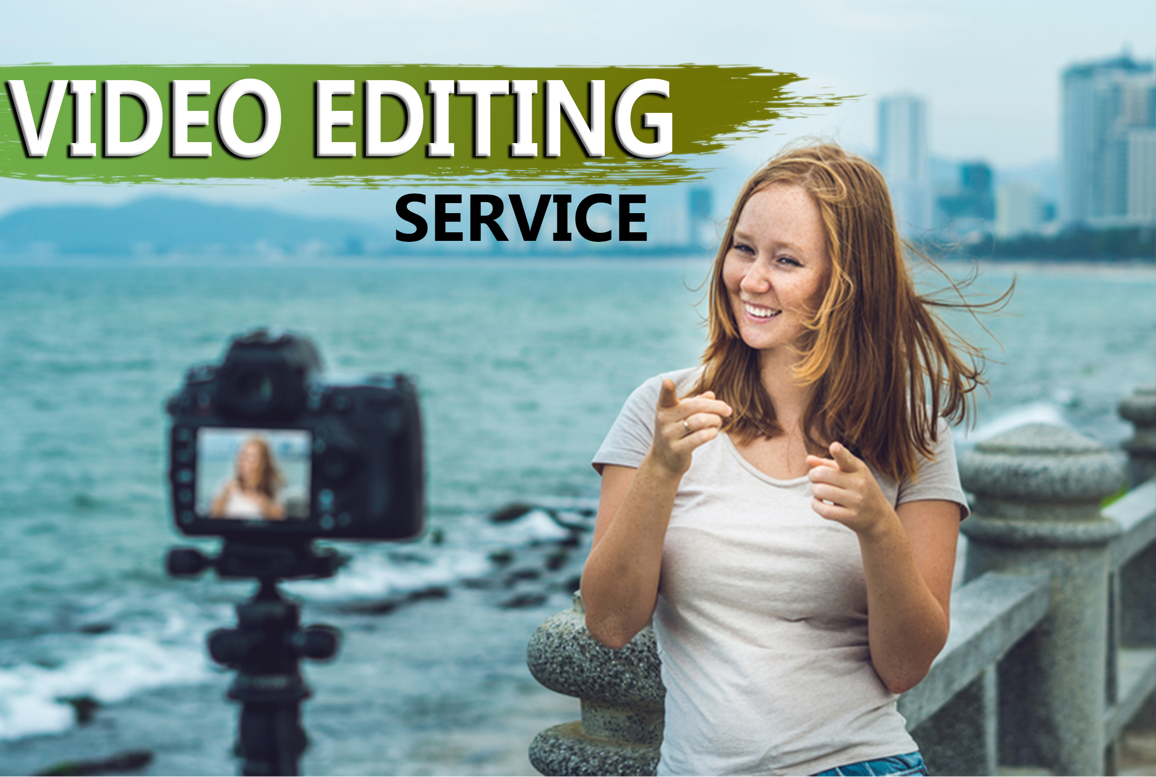 I will add special or visual effects on video after effects
