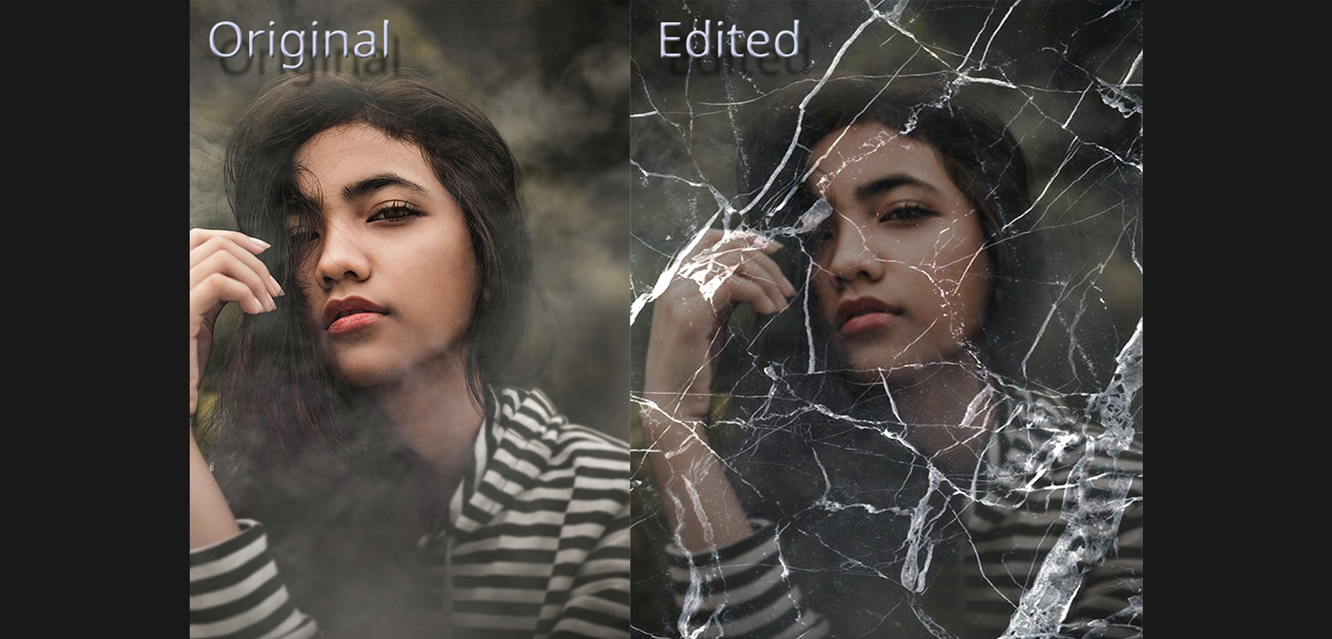 I will do nice and realistic photoshop editing