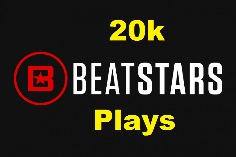 Add BEATSTARS 20,000 PLAY To Your TRACK super fast
