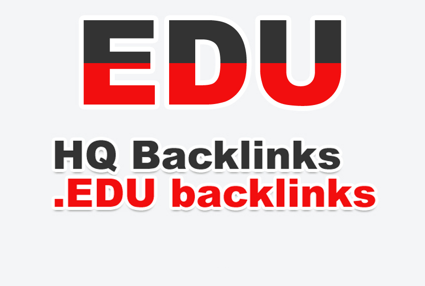 Unique 300+ EDU. Gov. Backlink for
