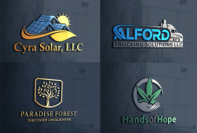 I will design professional business logo within 24 hour