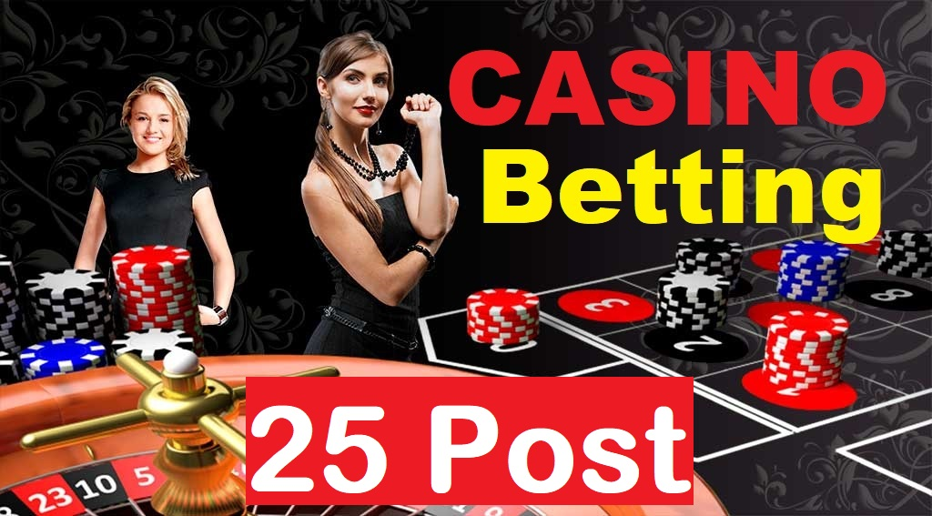 25 Powerful Casino Betting Poker Sports Betting Gambling PBN Backlinks