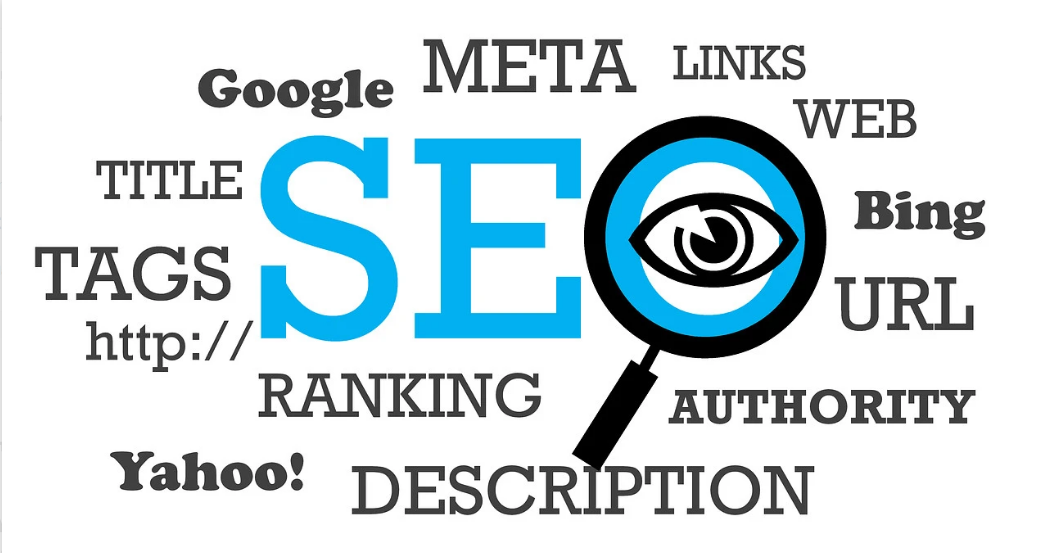 optimize and improve your website with SEO