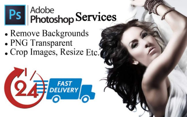 I will do Photoshop Remove Background Very Fast