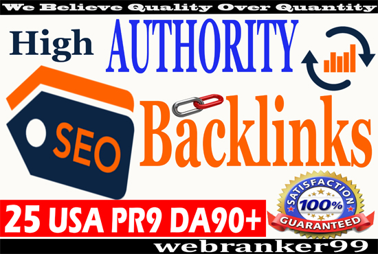 Top Service your website ranking 25 PR9,  Dofollow DA90+ High Authority SEO Backlinks,  link building