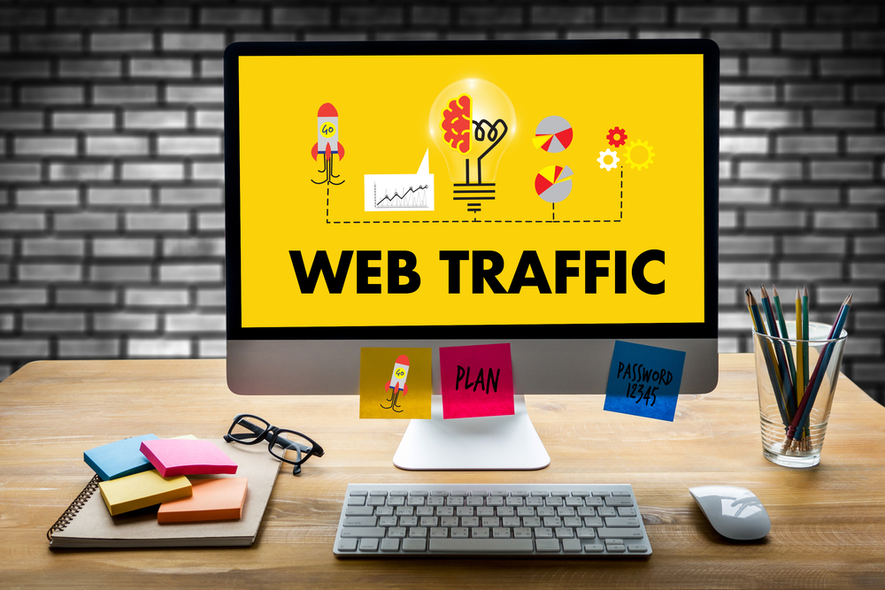 I will bring 200+ Unique SEO Web Visitors From Google to your website