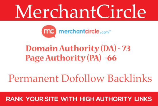 I will write and publish guest post on MerchantCircle Ultimate SEO Ranking Solution