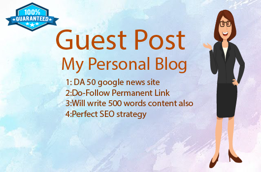 I will provide guest post on my google news site Alltheragefaces. com