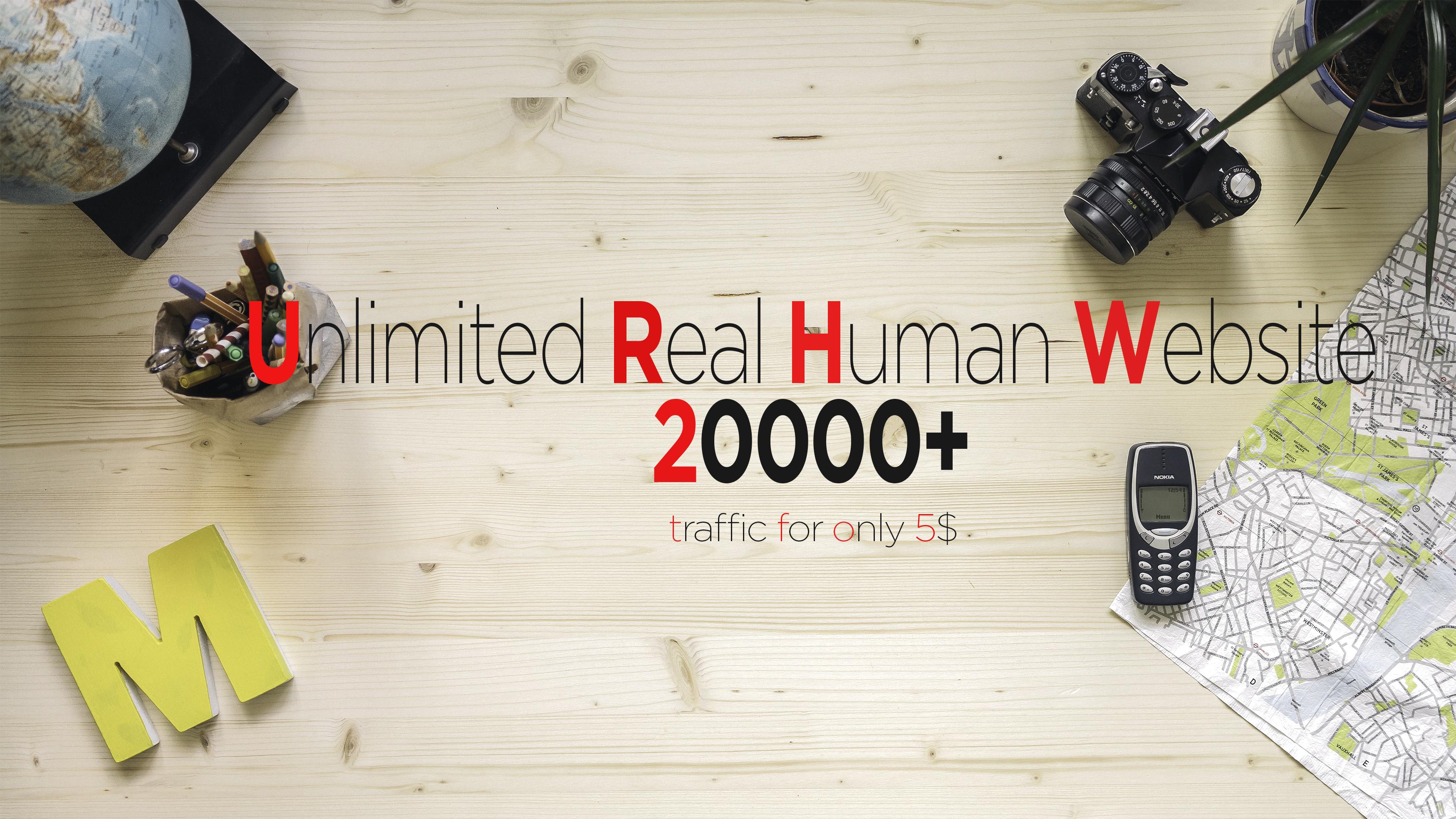 20k Keyword Targeted Google unique Web Traffic
