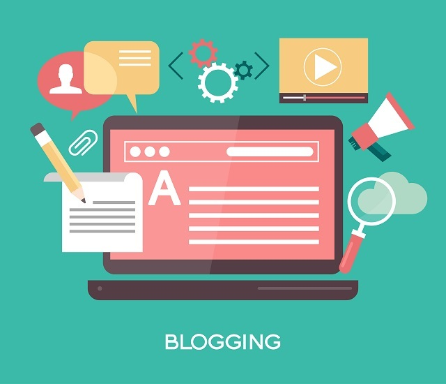 I will make posts on wordpress and tumblr for your niche