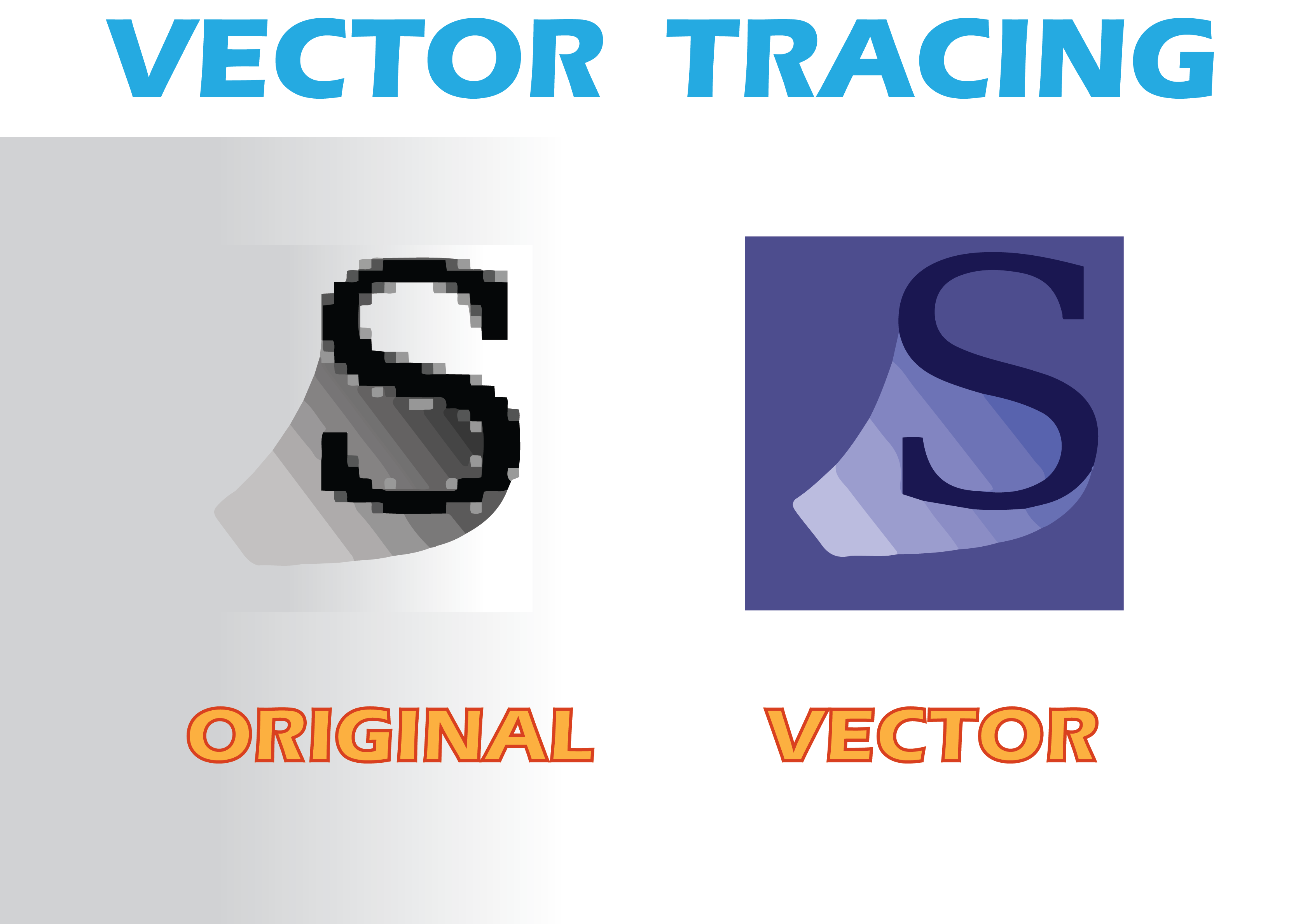 Vector trace anything in 30 minutes