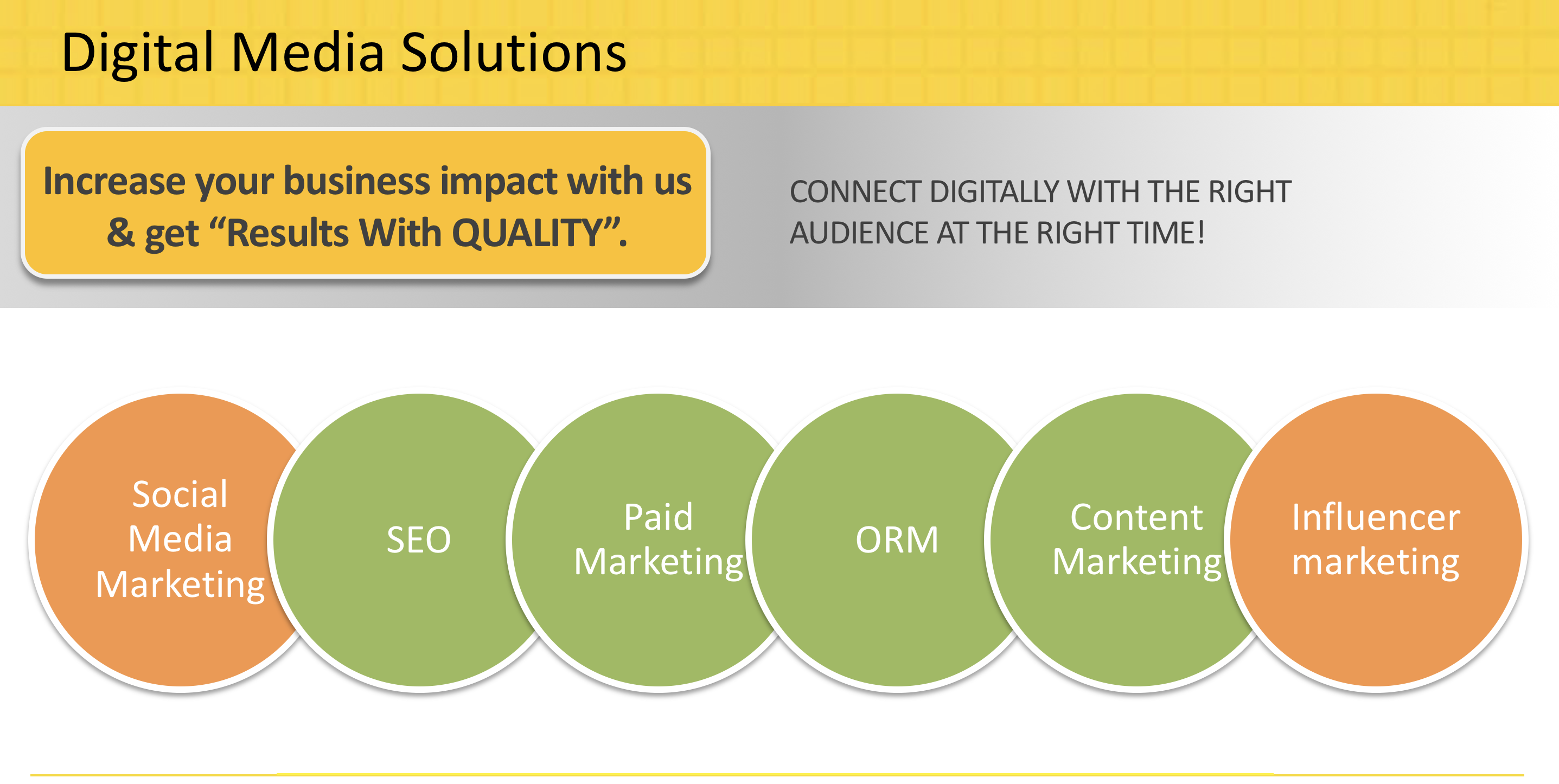 Lead Generation,  Sales with Digital Marketing Solutions