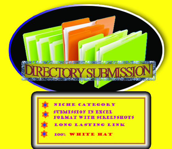 I can do HQ 40 directory submission for your website