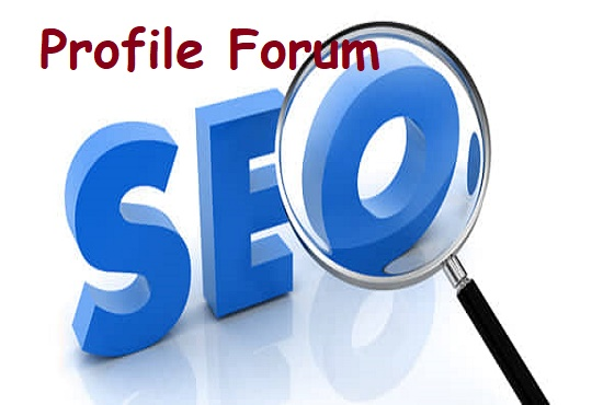 Want to rank up your website I can do 35 profile forum