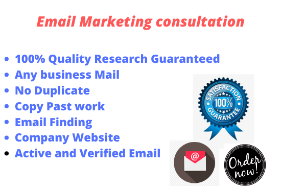 I will write a profitable email marketing campaigns