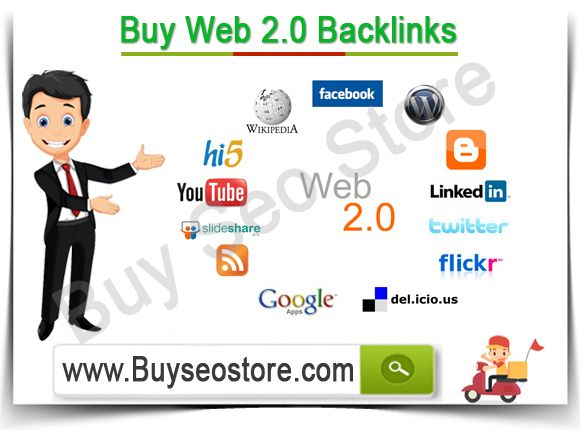 I'll create 600 High-Quality Web 2.0 Backlinks- Get instant Rankings in Google