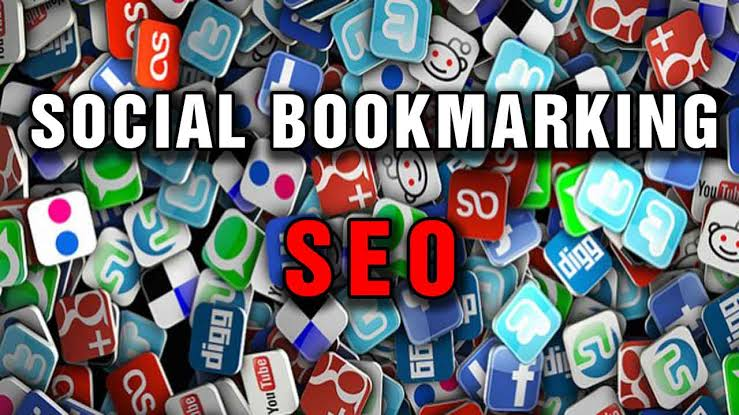 600 High DA,  PA Social Bookmarking Backlinks from High Authority Websites