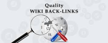 Provide 4000 HQ PR Panda safe Contextual & Unique Wiki Articles backlinks