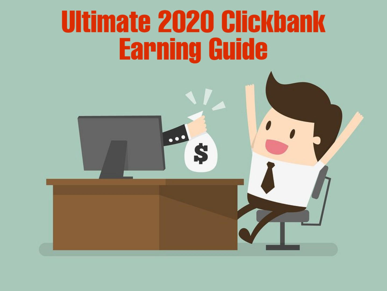 Ultimate 2020 Secret Clickbank Method That'll Make You 1000+ Every Single Week.
