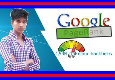 Get 150 DoFollow backlinks PR 1-8 no PR 0 by babur jast