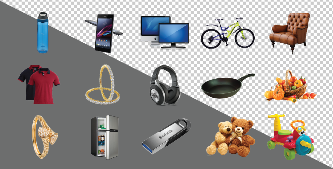 I will provide 200 images background removal by clipping path within 24 hours