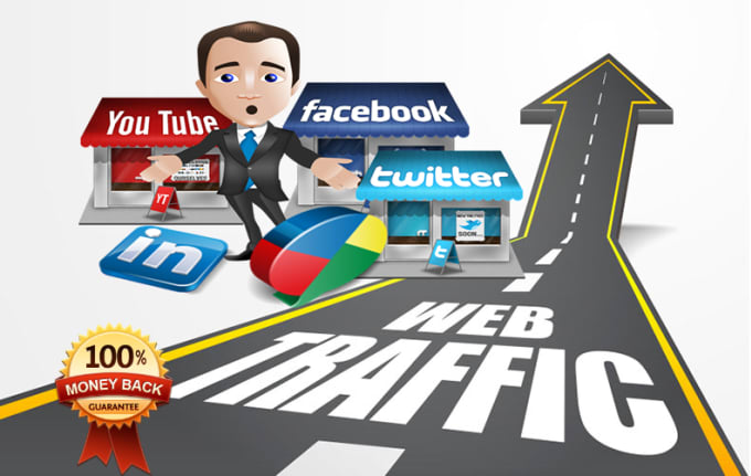 Get 50,000+ Visitors to your website