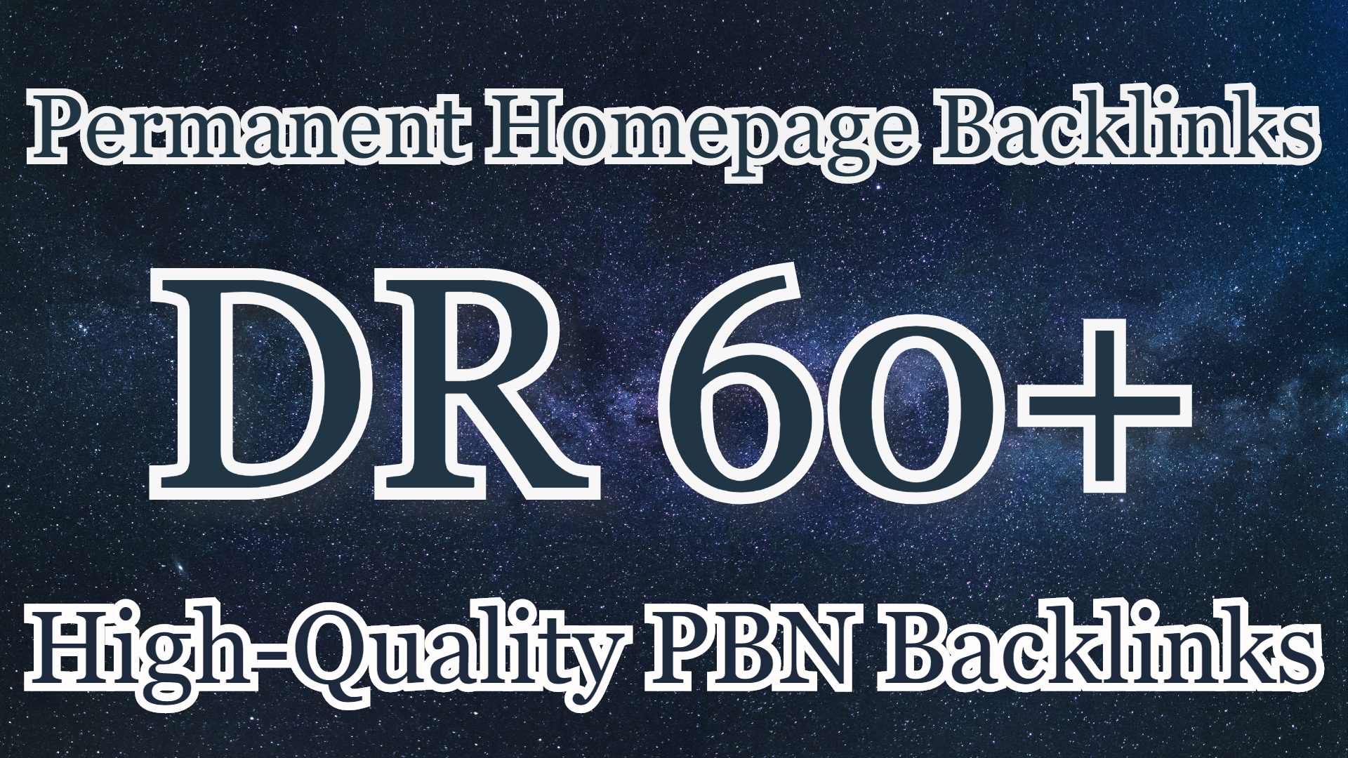 I'll provide you 10 high authority DR 60+ PBN backlinks.