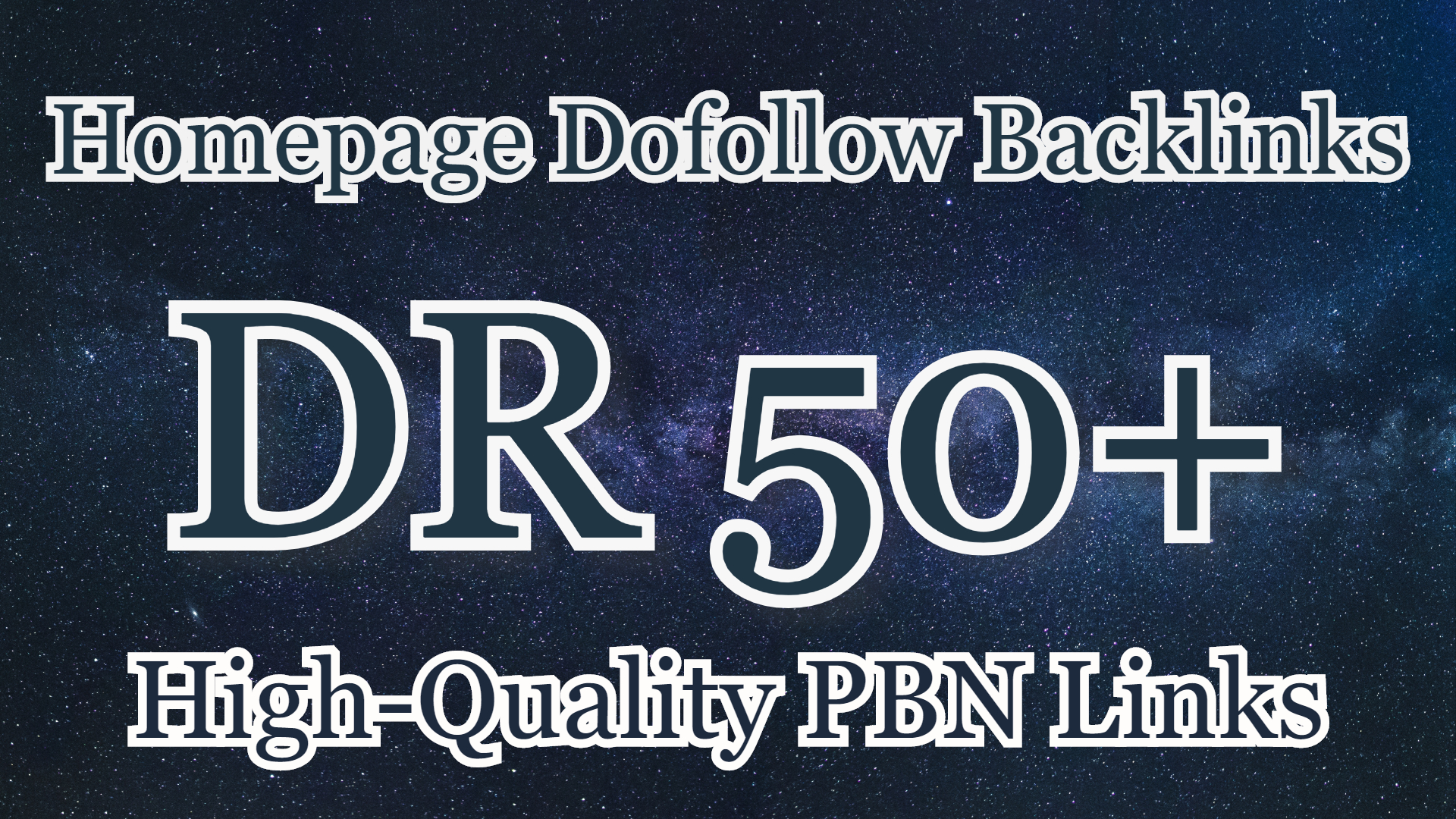 I'll provide you 10 high authority DR 50+ PBN backlinks