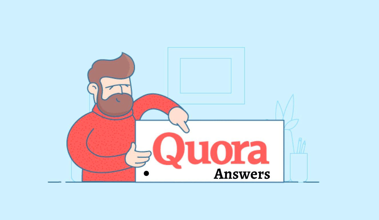 Submit your website 5 high quality quora answers with your keyword & URL