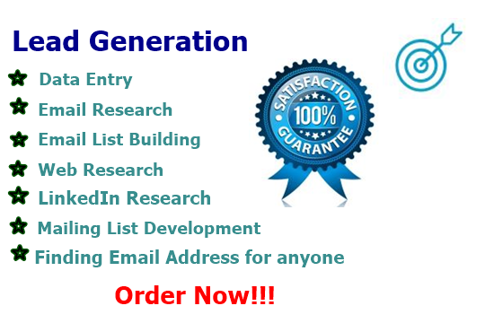 I will do data entry, data mining, copy paste, web research