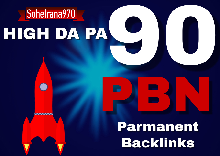 Get90 Permanent Back-links 60 PBN, 10 Web 2.0 and 20 Tumbler
