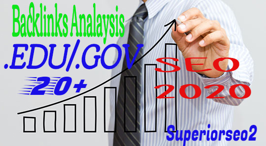 Build 20+ US Based EDU/GOV High Authority Safe-Trust SEO Backlinks