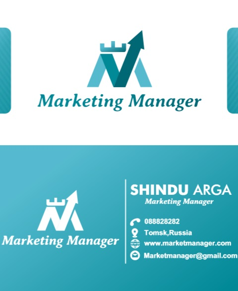 I will make a card name for your company