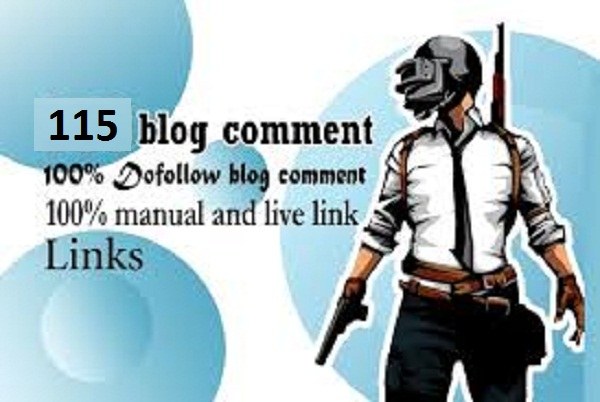 I will 115 unique domains SEO service blog comments backlinks
