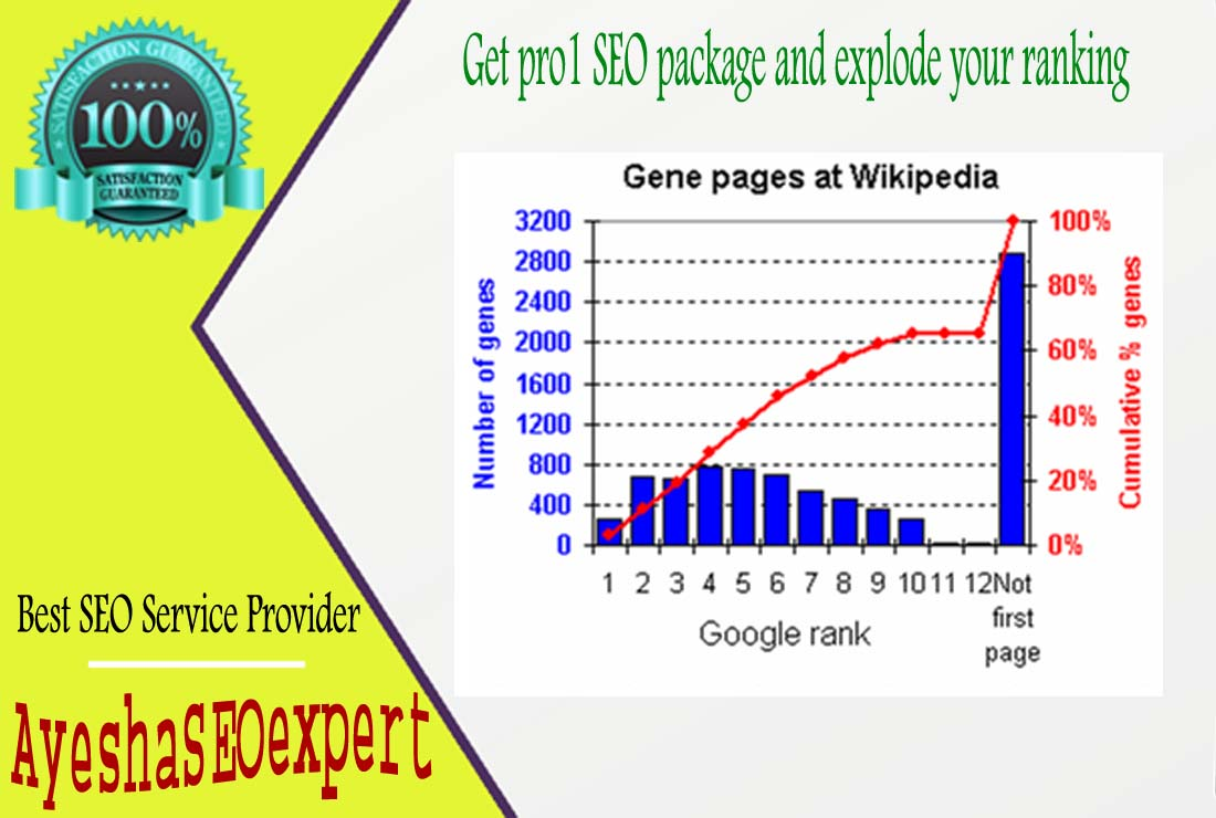 Get pro1 SEO package and explode your ranking