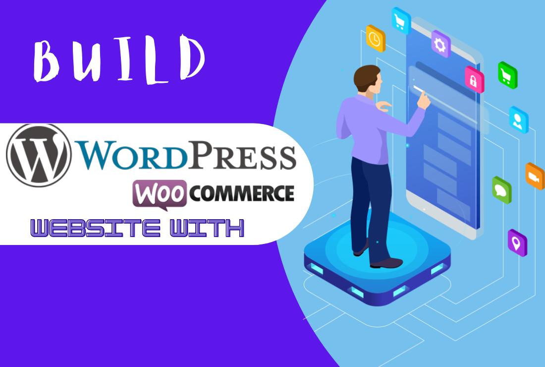 I will create amazing WordPress woocommerce websites
