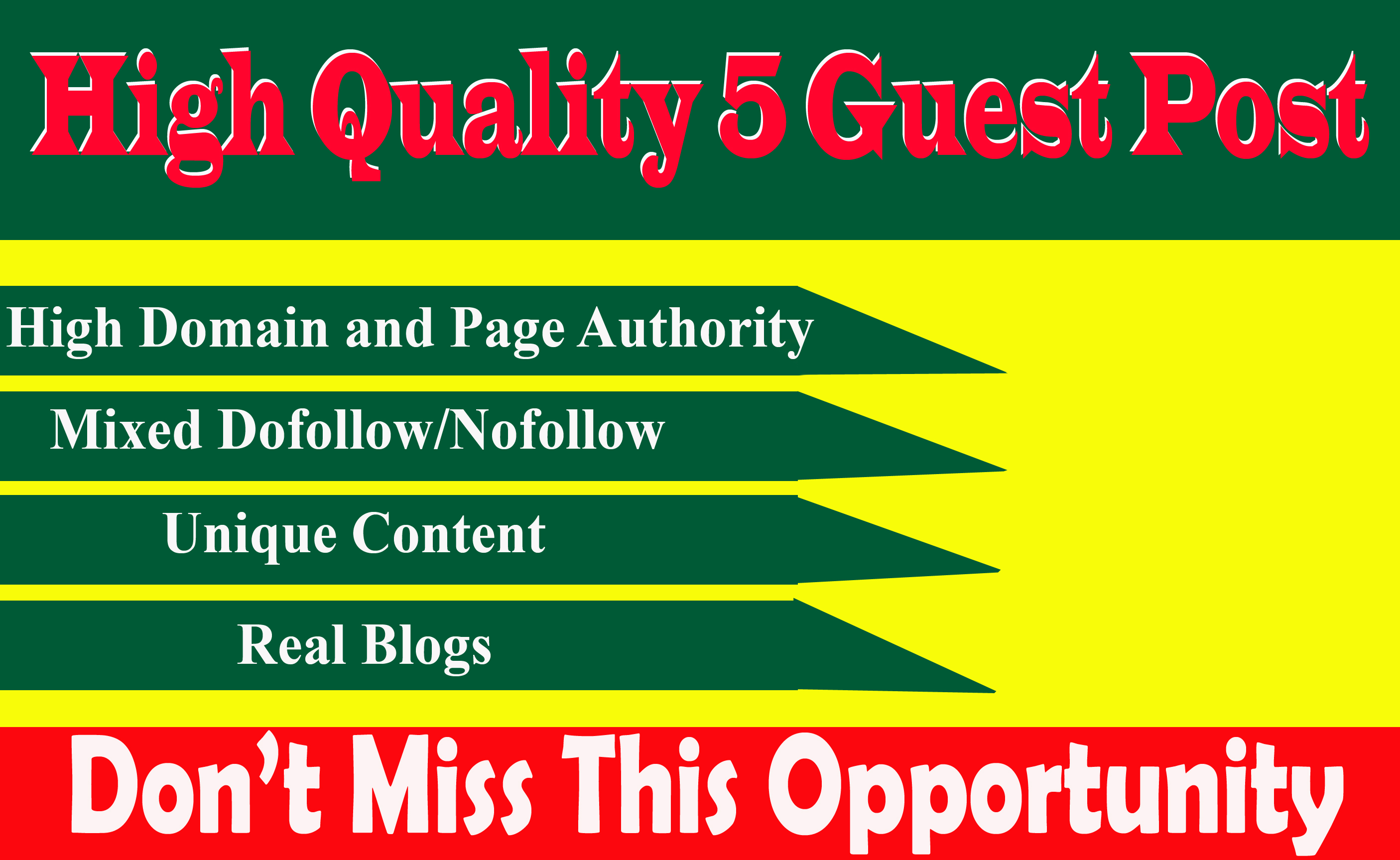 Write And Publish 5 Guest Post On Reddit, Medium, Kinja, diigo, linkedin DA90+ permanent backlinks
