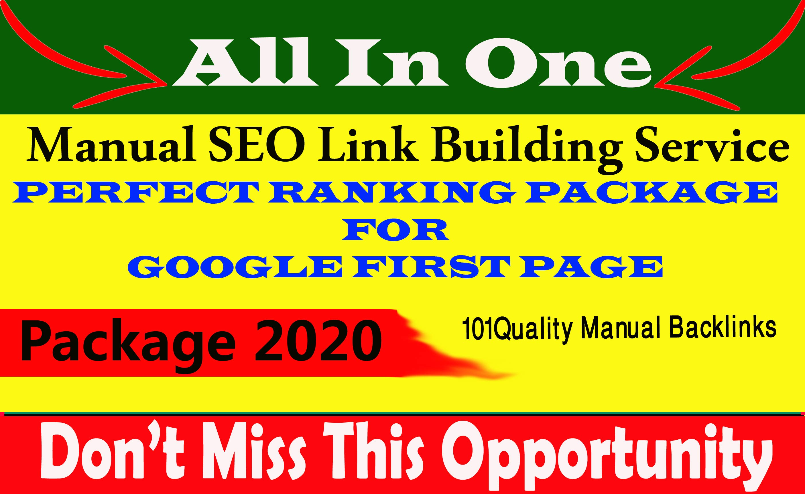 Rank Your Website on Google 1st Page And high Traffic Manual SEO Link Building Service