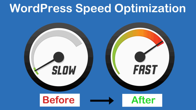I will speed up wordpress website loading speed