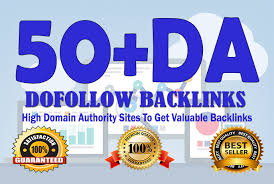 I will provide 300 unique links dofollow manually high backlink DA 50+