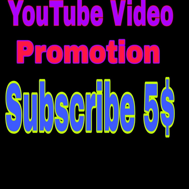 YouTube viedo promotion real user Instant delivery